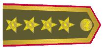 17. Plukovník pěchoty 1938